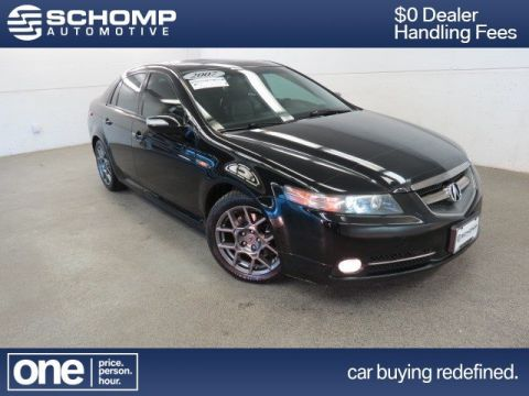 Pre-Owned 2007 Acura TL Type-S With Navigation