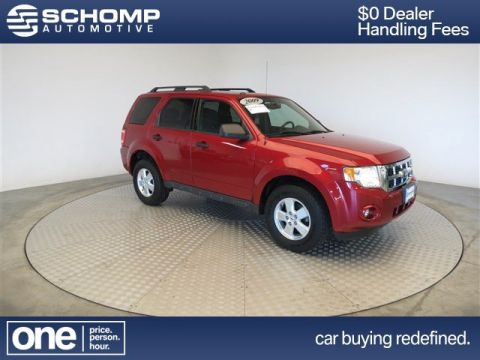 Pre-Owned 2009 Ford Escape XLT FWD Sport Utility