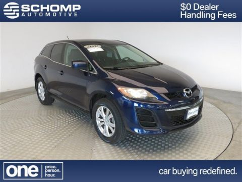 Pre-Owned 2010 Mazda CX-7 Touring AWD