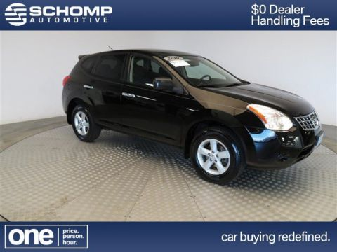 Pre-Owned 2010 Nissan Rogue S FWD Sport Utility