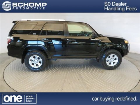 Pre-Owned 2014 Toyota 4Runner SR5 Premium With Navigation & 4WD