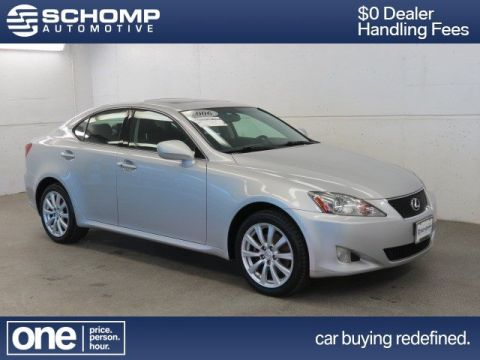 Pre-Owned 2006 Lexus IS 250 Auto AWD