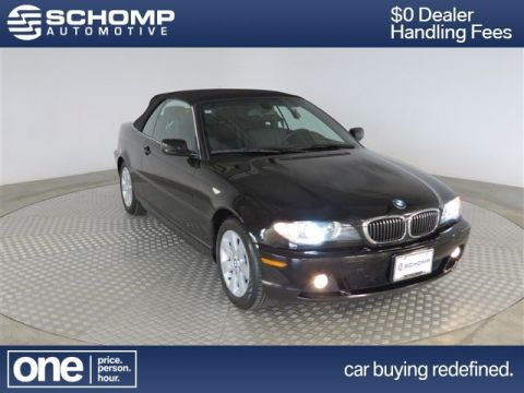 Pre-Owned 2006 BMW 3 Series 325Ci RWD Convertible
