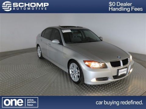 Pre-Owned 2006 BMW 3 Series 325i RWD 4dr Car