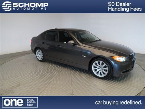 Pre-Owned 2008 BMW 3 Series 328xi AWD
