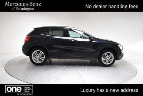 New 2017 Mercedes-Benz GLA GLA250 AWD