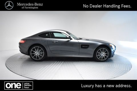 New 2017 Mercedes-Benz AMG® GT AMG® GT With Navigation