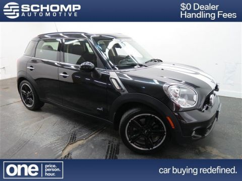 Pre-Owned 2011 MINI Cooper Countryman S AWD